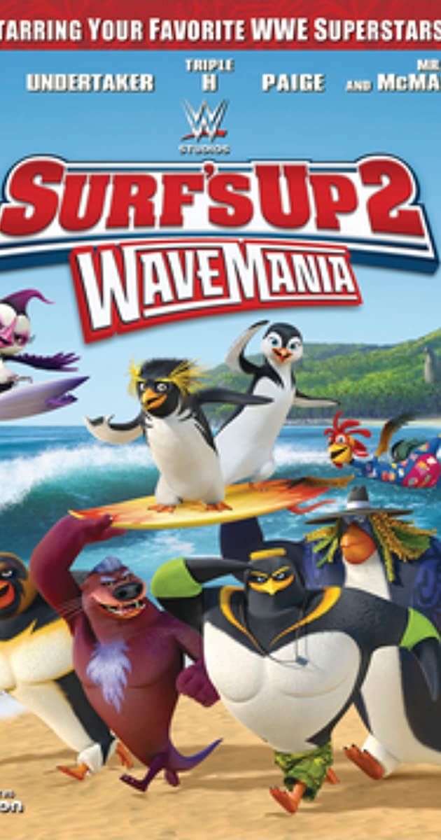 Surfs Up 2: WaveMania (Video 2017) DVDRip