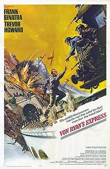 Poster Colonel von Ryans Expreß