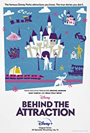 Behind the Attraction - Season 1 (2021) poster