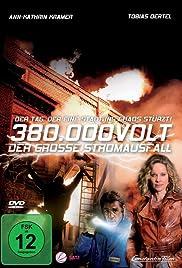 380.000 Volt - Der große Stromausfall Poster