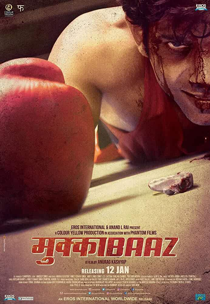 Mukkabaaz 2018 Anurag Kashyap Full Movie Official Trailer