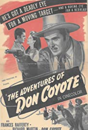 The Adventures of Don Coyote Poster