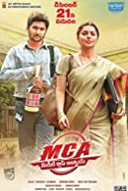MCA Middle Class Abbayi (2017) Poster