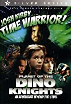 Primary image for Josh Kirby... Time Warrior: Chapter 1, Planet of the Dino-Knights