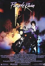 Purple Rain(1984) Poster - Movie Forum, Cast, Reviews