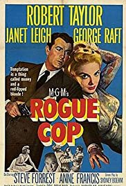 Rogue Cop(1954) Poster - Movie Forum, Cast, Reviews