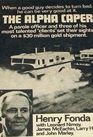 The Alpha Caper Poster