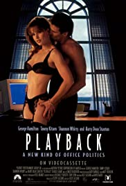 Playback (1996) Poster - Movie Forum, Cast, Reviews