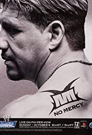 WWE No Mercy Poster