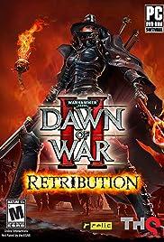 Warhammer 40,000: Dawn of War II - Retribution Poster