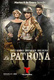 La Patrona Poster