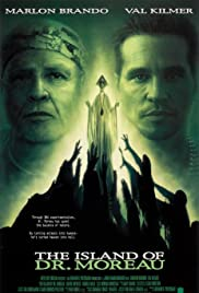 The Island of Dr. Moreau (1996) Poster - Movie Forum, Cast, Reviews
