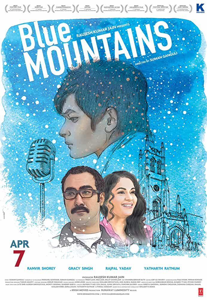Blue Mountains 2017 Hindi 720p DVDRip full movie watch online freee download at movies365.org