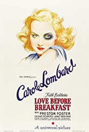 Love Before Breakfast (1936) Poster - Movie Forum, Cast, Reviews