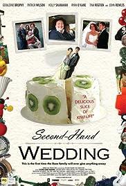 Second Hand Wedding Poster