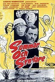 Sommar och syndare Poster