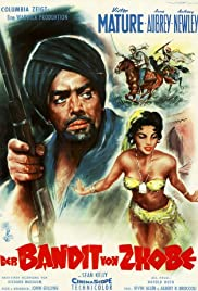 The Bandit of Zhobe Poster