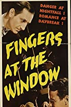 Image of Fingers at the Window