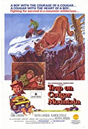Trap on Cougar Mountain Poster