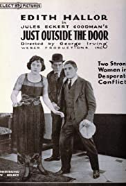 Just Outside the Door Poster