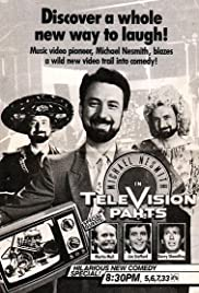 Michael Nesmith in Television Parts Poster