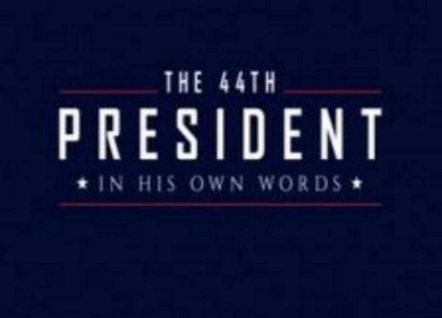 image The 44th President: In His Own Words (2017) (TV) Watch Full Movie Free Online