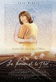 La femme et le TGV Poster