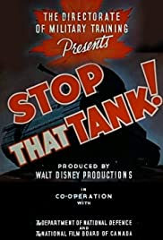 Stop That Tank! Poster