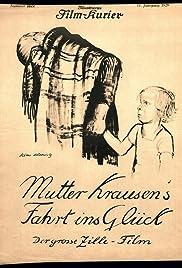 Mutter Krausens Fahrt ins Glück(1929) Poster - Movie Forum, Cast, Reviews