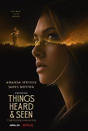 Things Heard & Seen poster