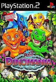 BUZZ! Junior: Dinomania Poster