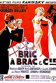 Bric à Brac et compagnie Poster