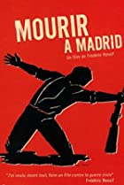 Image of Mourir à Madrid