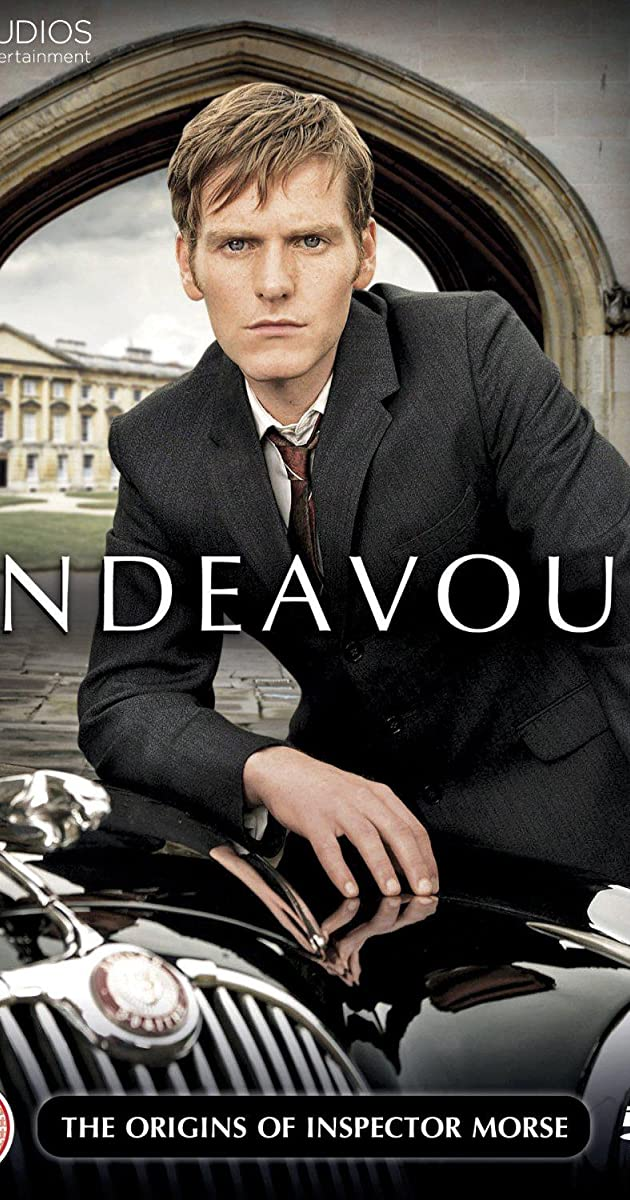 Jaunasis Morsas / Endeavour (2012)