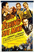 Image of Behind the Mike