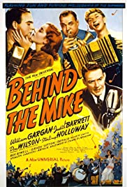 Behind the Mike Poster