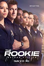 The Rookie - Season 3 (2021) poster