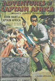 Adventures of Captain Africa, Mighty Jungle Avenger! Poster