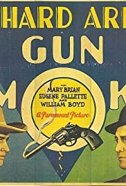 Gun Smoke Poster