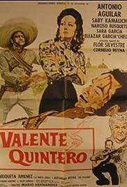 Valente Quintero Poster