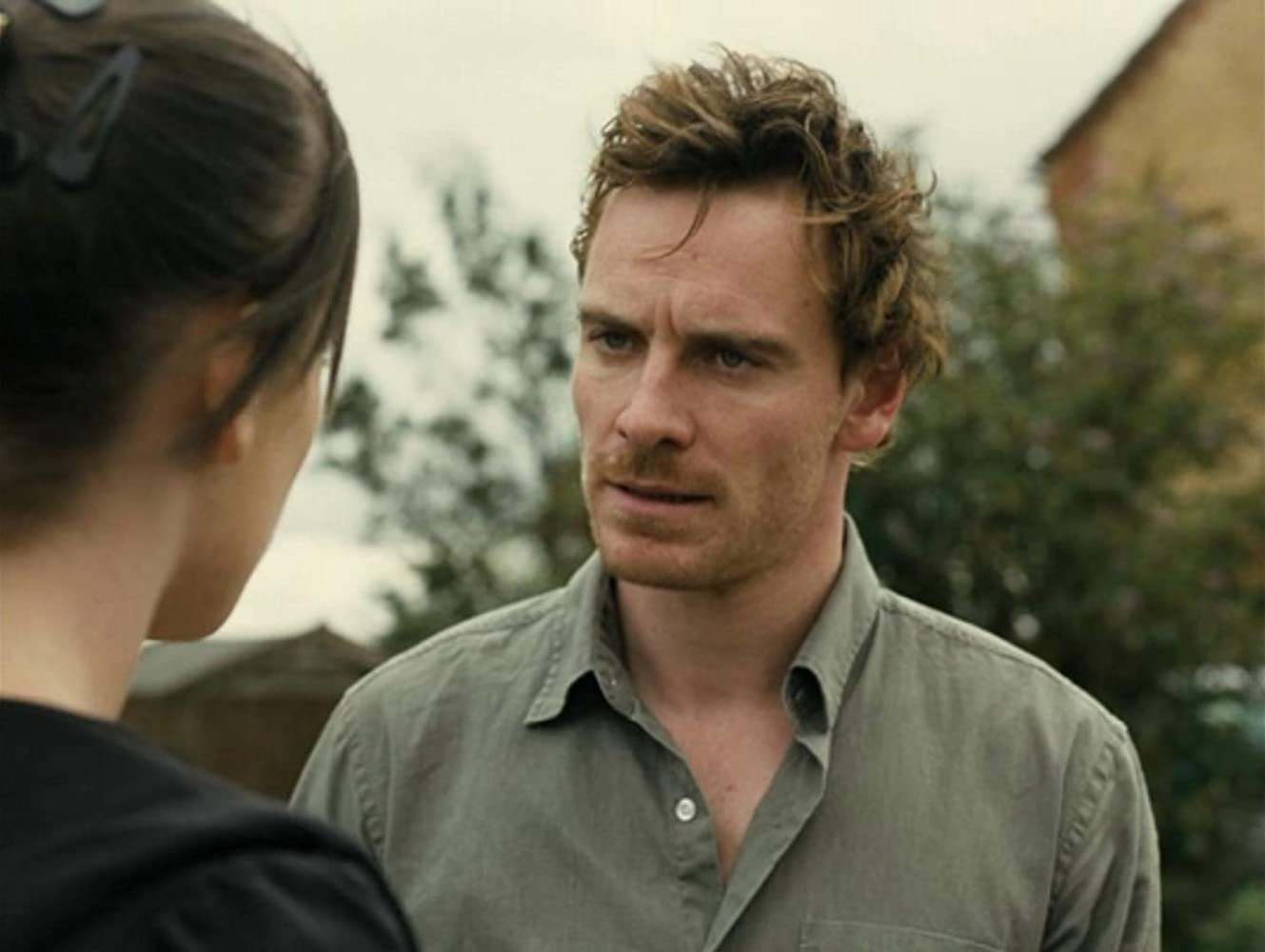 "2009 Michael Fassbender as Connor in ""Fish Tank"""