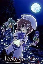 Higurashi no naku koro ni: Kai Poster