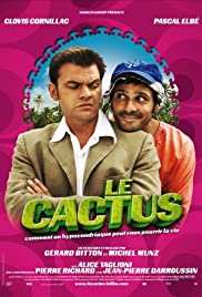 Le cactus Poster