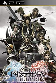 Dissidia: Final Fantasy (2008) Poster - Movie Forum, Cast, Reviews
