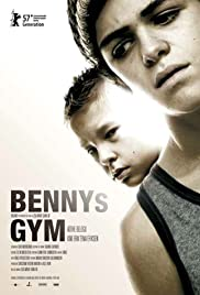 Benny's Gym Poster
