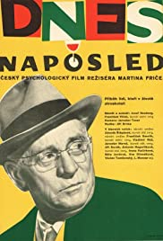 Dnes naposled Poster