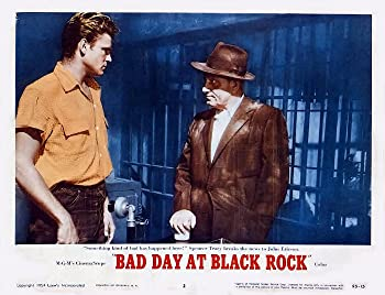 A Bad Day >> Bad Day at Black Rock (1955)