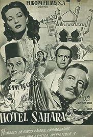 Hotel Sahara(1951) Poster - Movie Forum, Cast, Reviews