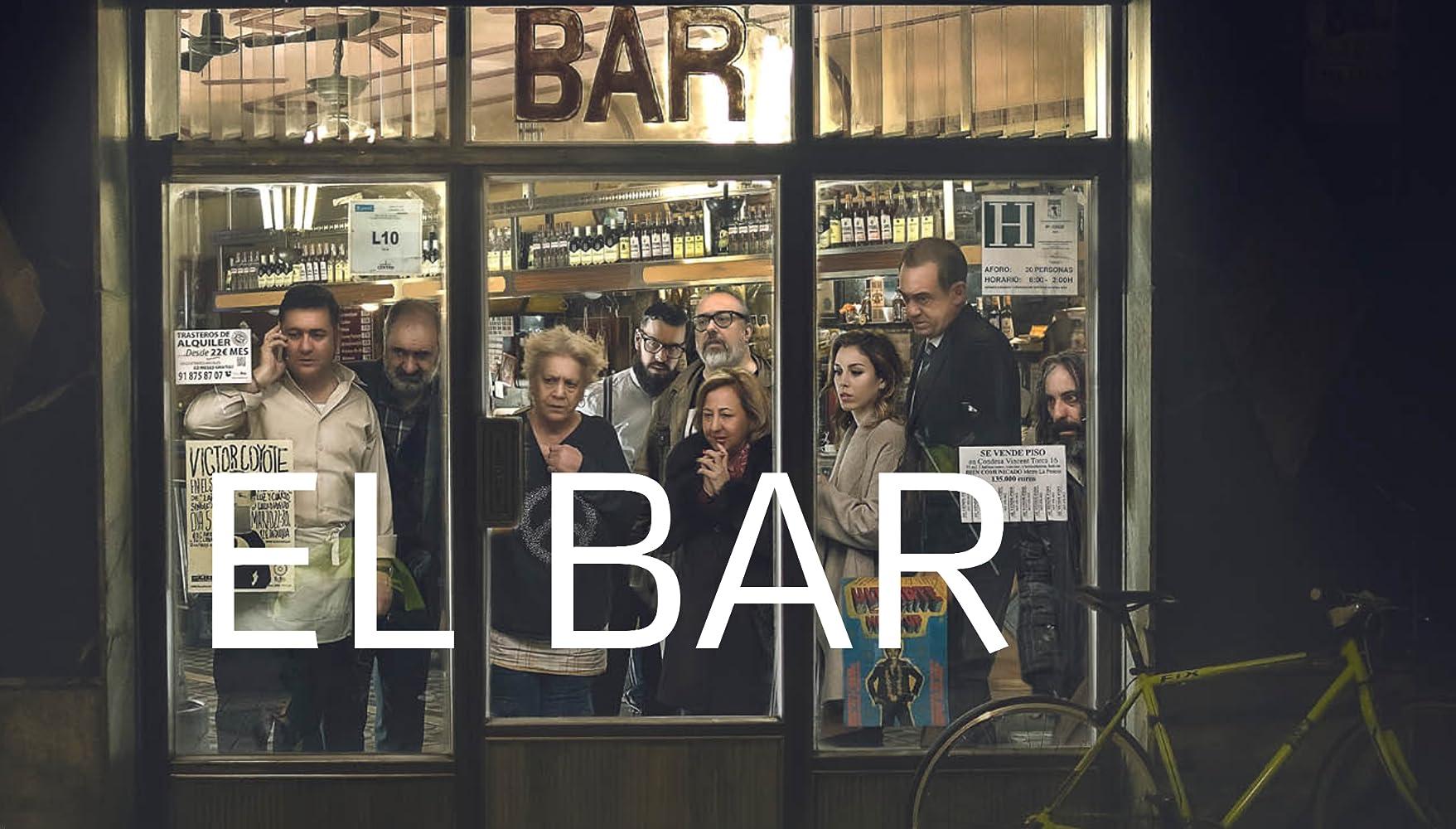 فيلم الرعب والاثارة The Bar 2017 مترجم ( HD All BluRay )