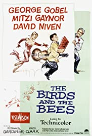 The Birds and the Bees(1956) Poster - Movie Forum, Cast, Reviews